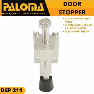 Harga Pengaman Pintu Dan Engsel Bulat Penahan Pintu Door Stopper Katalog.or.id