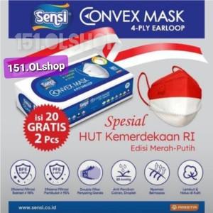 Harga Sensi Convex Masker Katalog.or.id