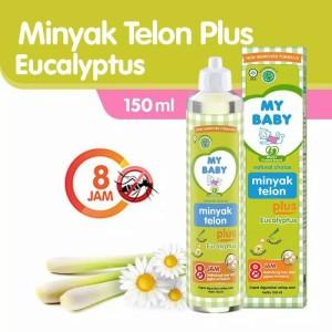Info Minyak Telon My Baby Katalog.or.id