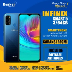 Info Ready Infinix Smart 5 Katalog.or.id
