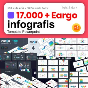 Harga Powerpoint Template Pptx Infographics Katalog.or.id