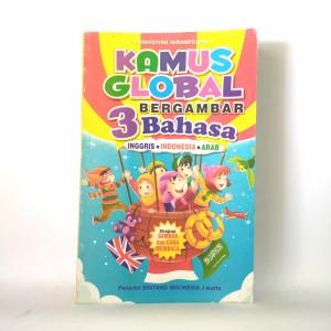 Harga Kamus 3 Bahasa Berwarna Katalog.or.id