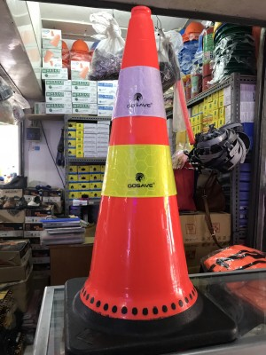Harga Stick Cone Plastic Base Hitam 100 Cm Katalog.or.id