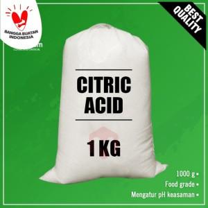Harga Citric Acid Citrun Asam Sitrus 1kg Pack Katalog.or.id