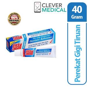 Katalog Temporary Tooth Repair Kit Denture Adhesive Beauty Glue Lem Gigi Katalog.or.id
