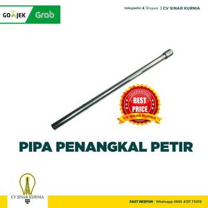 Harga Pipa Tombak Anti Petir Pipa Penangkal Petir 3 4 Inch 1 Mtr Splitzen Katalog.or.id