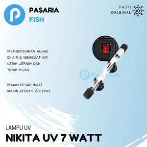 Katalog Lampu Uv Chamber Plus Tabung Sakkai Pro 7 Watt Katalog.or.id
