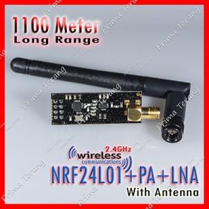 Katalog New 10pcs 1100 Meter Long Distance Nrf24l01 Pa Lna Wireless Katalog.or.id