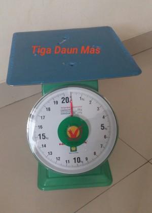 Harga Timbangan Duduk Jarum 30 Kg Vietnam Qlty Timbangan Manual Ren He 30 Katalog.or.id