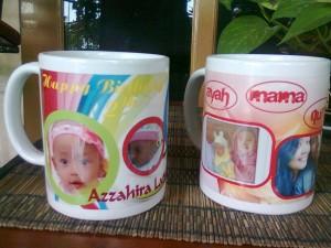 Info Mug Gelas Keramik Custom Dua Warna Tuk Souvenir Pernikahan Ultah Dll Katalog.or.id