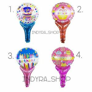 Info Balon Foil Pentungan Happy Birthday Katalog.or.id