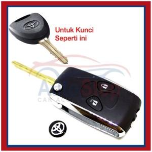 Katalog Casing Kunci Lipat Flip Key Toyota Avanza Veloz Katalog.or.id
