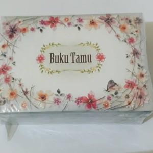 Info Buku Tamu Hardcover Etnik Guest Book Jogja Etnika Hitam Katalog.or.id