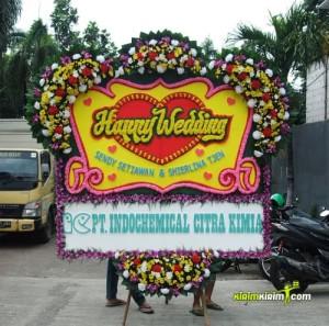 Katalog Bunga Papan Pernikahan Ukuran Besar 180 X 200 Gratis Ongkir Jkt Katalog.or.id