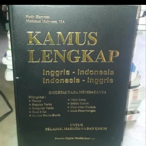 Info Kamus Indonesia Inggris Katalog.or.id