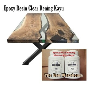Katalog Epoxy Resin Bening Clear 60 Gram Hardener 60 Gram Katalog.or.id