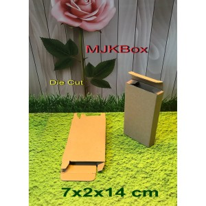Katalog Kardus Karton Box Uk 7x2x14 Cm Die Cut Baru Polos Katalog.or.id
