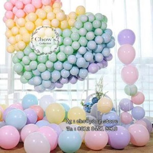 Katalog Balon Latex Macaron Balon Karet Warna Pastel 10 Inch Per Pack Katalog.or.id