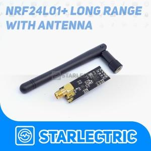 Harga New 10pcs 1100 Meter Long Distance Nrf24l01 Pa Lna Wireless Katalog.or.id
