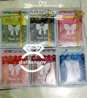 Katalog Souvenir Dompet Batik Sleting Katalog.or.id