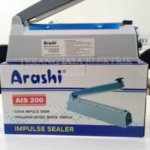 Harga Q2 Impulse Sealer Pfs 200 Mesin Press Plastik 20cm Plastik Packing Katalog.or.id
