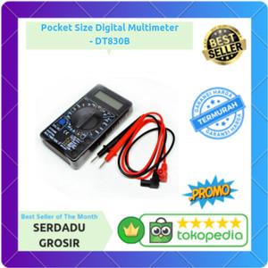 Katalog Digital Multimeter Avo Meter Digital Multitester Pocket Dt830d Katalog.or.id