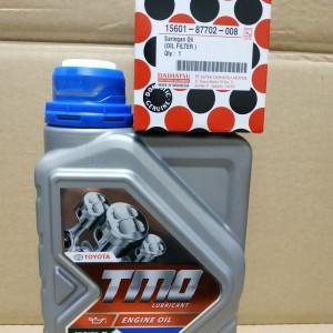 Katalog Paket Oli Mesin Tmo 10w40 4liter Filter Oli Avanza Katalog.or.id