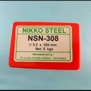 Info Kawat Las Stainlesteel Nsn 308 2 0 Mm Stainless Stenles Nikko Steel Katalog.or.id