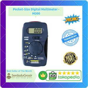 Info Digital Multimeter Avo Meter Digital Multitester Pocket Dt830d Katalog.or.id