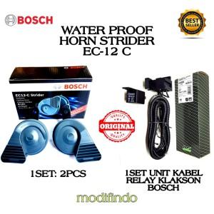 Katalog Klakson Keong Sepeda Motor Fiam Asli Plus Kabel Set Relay Bosch Katalog.or.id