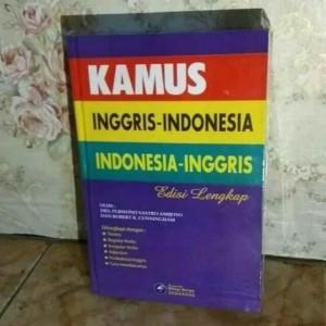 Info Kamus Bahasa Inggris Katalog.or.id