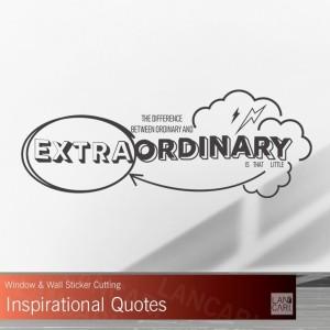 Info Extra Ordinary You Katalog.or.id
