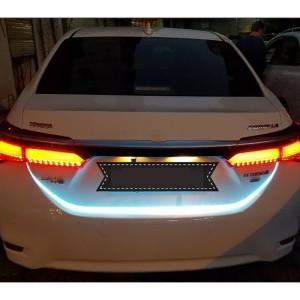 Harga Lampu Strip Drl Rgb 12v Tail Led Lampu Bagasi Pintu Belakang Mobil Katalog.or.id