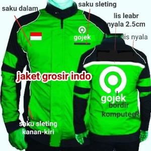 Katalog Jaket Gojek Garuda Super Original Katalog.or.id