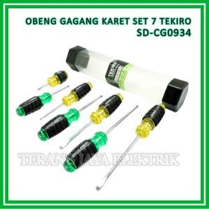 Katalog Obeng Tekiro Karet 5 Harga Per Pcs Katalog.or.id