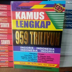 Katalog Kamus Indonesi Ingris Katalog.or.id