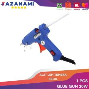 Info Orange Glue Gun 10 Watt Alat Lem Tembak Bakar Ukuran Kecil Katalog.or.id