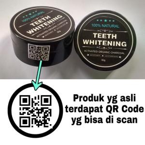 Harga Teeth Whitening Activated Charcoal Carbon Pemutih Gigi Alami Katalog.or.id