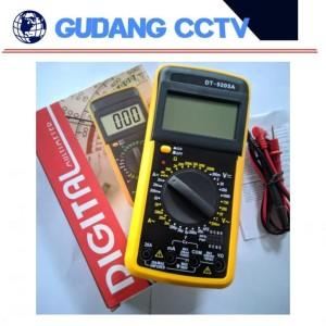 Harga Multitester Multimeter Digital Dt 830l Katalog.or.id