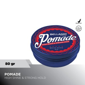 Info Bellagio Homme Pomade High Shine Strong Hold Katalog.or.id