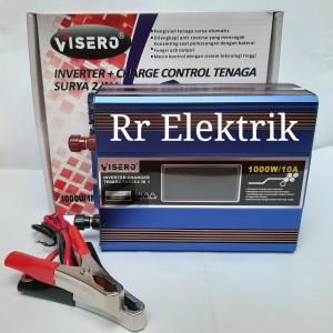 Info Visero Vio 1000w Isc Solar Power Inverter 12v Amp Controller Charger 20a Katalog.or.id