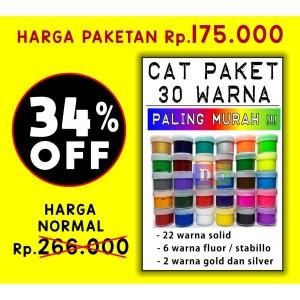 Katalog 30 Cat Paket Cat Tekstil Lukis Utk Kaos Kanvas Tas Sepatu Katalog.or.id