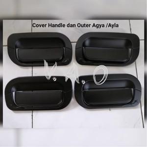 Katalog Door Handle Outer Luxury Calya Sigra Hitam Doff Katalog.or.id