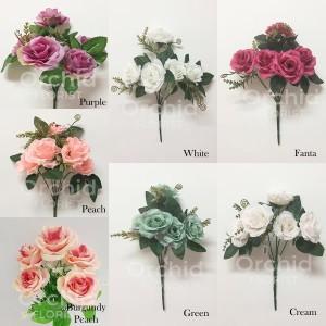 Harga Bunga Plastik Artificial Palsu Dekorasi Bunga Sakura Imlek Katalog.or.id