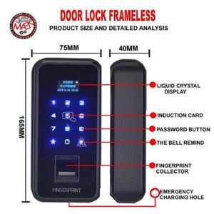 Harga Smart Doorlock Yale Ydr 414 Fingerprint Pin Code Katalog.or.id