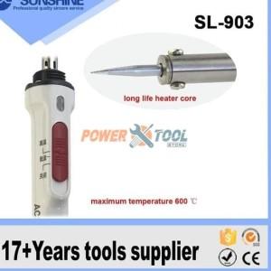 Katalog Sl 903 Soldering Iron Sunshine 40w Temperature Range 300 600 Katalog.or.id