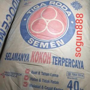 Info Semen Tiga Roda 50kg 1sak Katalog.or.id