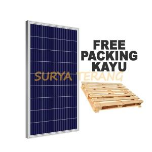 Katalog Solar Panel 100wp Polycrystalline Custom Ekspedisi Katalog.or.id
