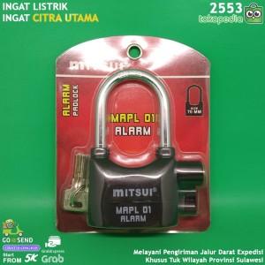Info Cable Lock Anti Maling Helm Katalog.or.id