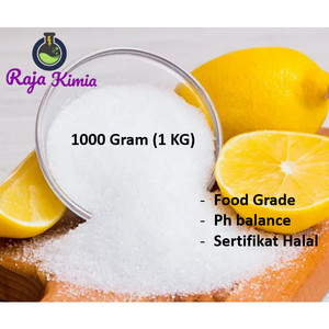 Info Citric Acid Citrun Asam Sitrus 1kg Pack Katalog.or.id